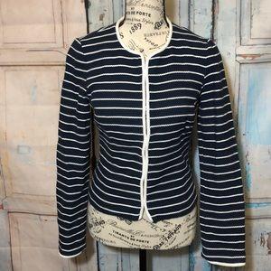 Vineyard Vines Striped Jacket Blazer